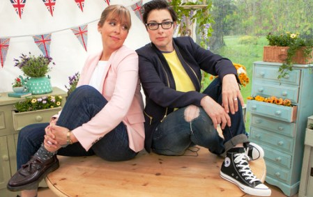 I am totally on board with the shoe choices of both Mel and Sue.